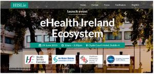 ehealth Ireland Ecosystem 2015